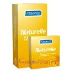 Pasante Naturelle (3vnt. dėžutė) prezervatyvai