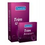 Pasante Trim (12vnt. dėžutė) prezervatyvai