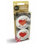 EXS Regular LOVE Heart (12vnt. dėžutė)prezervatyvai