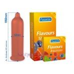 Pasante Mixed Flavours (3vnt. dėžutė) prezervatyvai