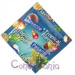 Pasante Tropical Flavours (vienetais) prezervatyvai