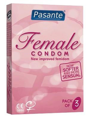 Pasante 'Female Condom' moteriškas